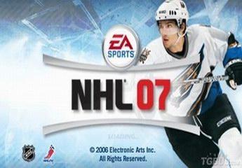 NHL冰球2007