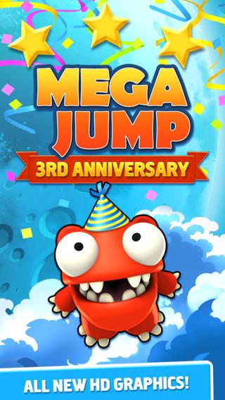 非常跳跃(Mega Jump)软件截图0