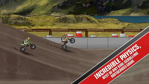Mad Skills Motocross软件截图1