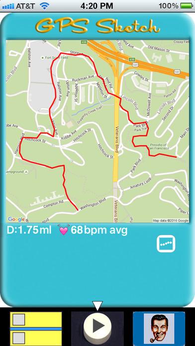 GPS-A-Sketch软件截图2