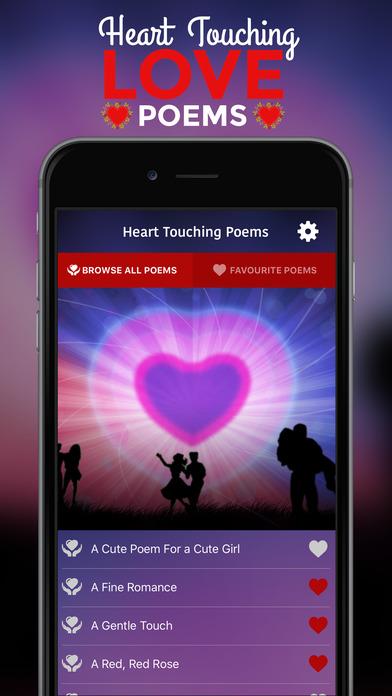 Heart Touching Love Poems软件截图0