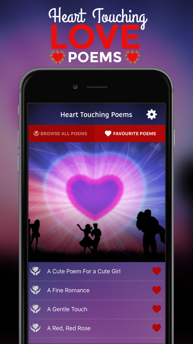 Heart Touching Love Poems软件截图2