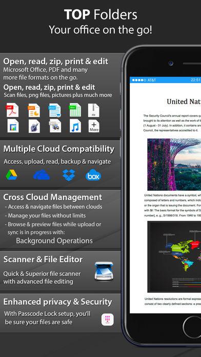 TOP Folders软件截图1