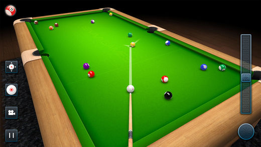 3D Pool Game软件截图0
