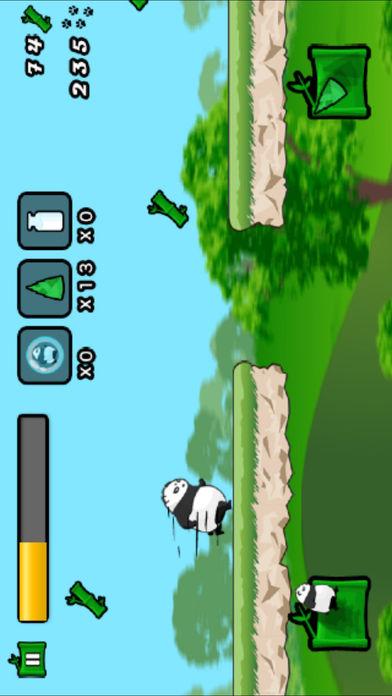 超级熊猫丛林跑酷:我的城市功夫精灵冒险世界软件截图0
