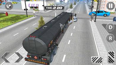 越野货油油轮3D软件截图2