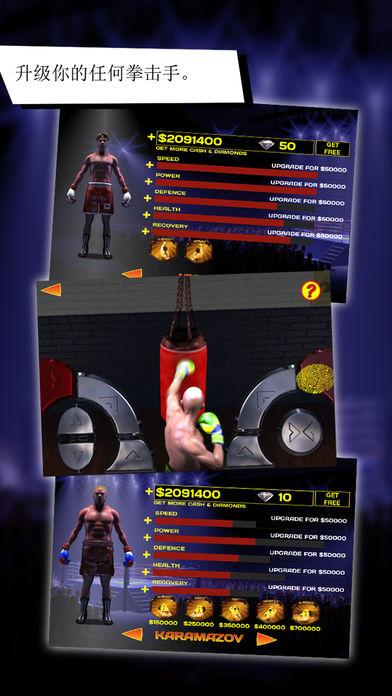 国际拳击冠军软件截图2