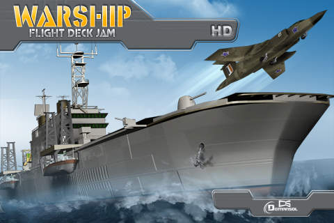 Warship: Flight Deck Jam HD软件截图2