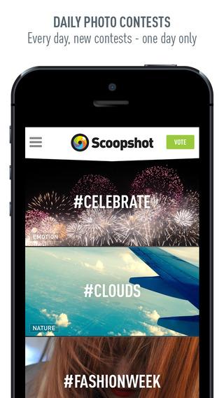 Scoopshot(独家照片)软件截图0