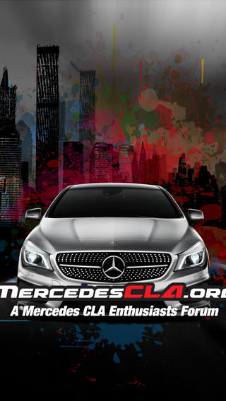 Mercedes CLA Forums(奔驰论坛)软件截图0
