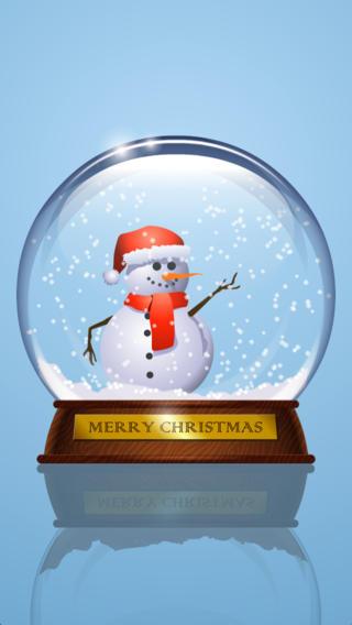 雪花水晶球软件截图2