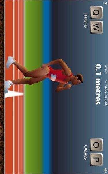 QWOP百米赛跑软件截图0