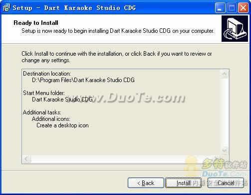 DART Karaoke Studio CD+G(卡拉OK制作室)下载
