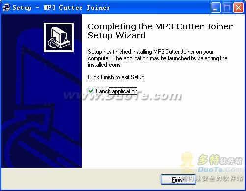 MP3 Cutter Joiner(音频编辑工具)下载