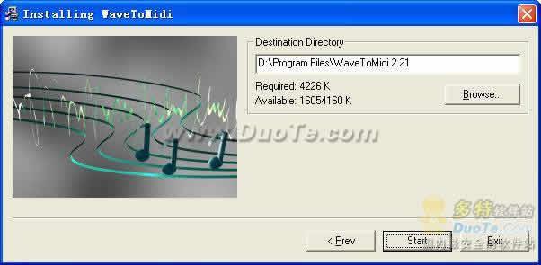 WaveToMidi(MIDI工具)下载