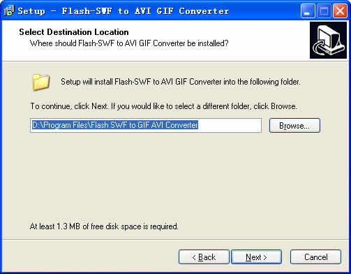 Flash-SWF to AVI GIF Converter(动画转图片工具)下载