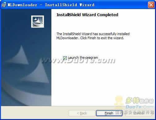 MLDownloader下载