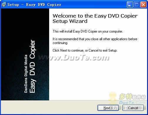 Easy DVD Copier下载