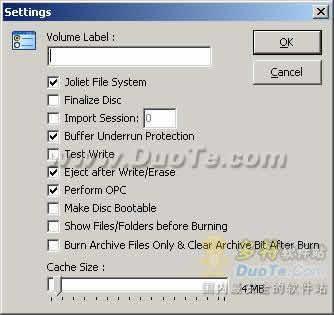 Easy DVD/CD Burner下载