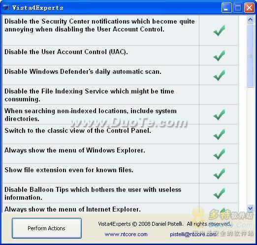 Vista4Experts下载