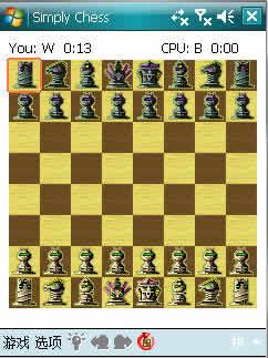 简单国际象棋 for Windows Mobile SP下载