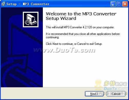 Mp3 Converter下载
