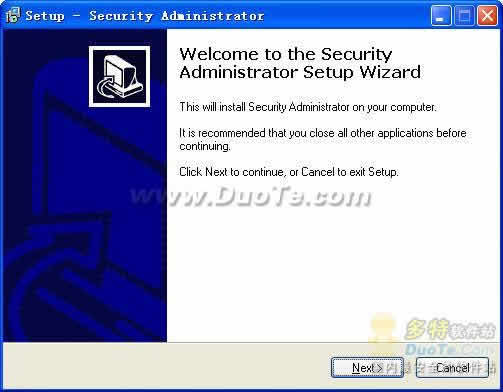 Advanced Security Administrator下载