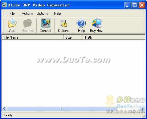 Alive 3GP Video Converter下载