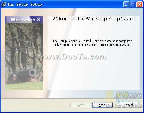 War Setup下载