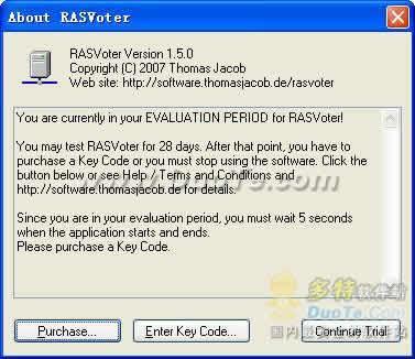 RASVoter下载