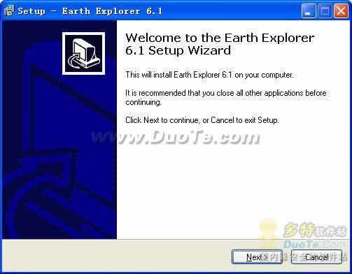 Earth Explorer下载