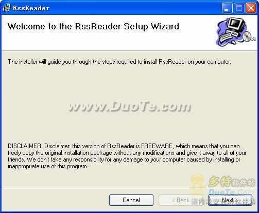 RssReader下载