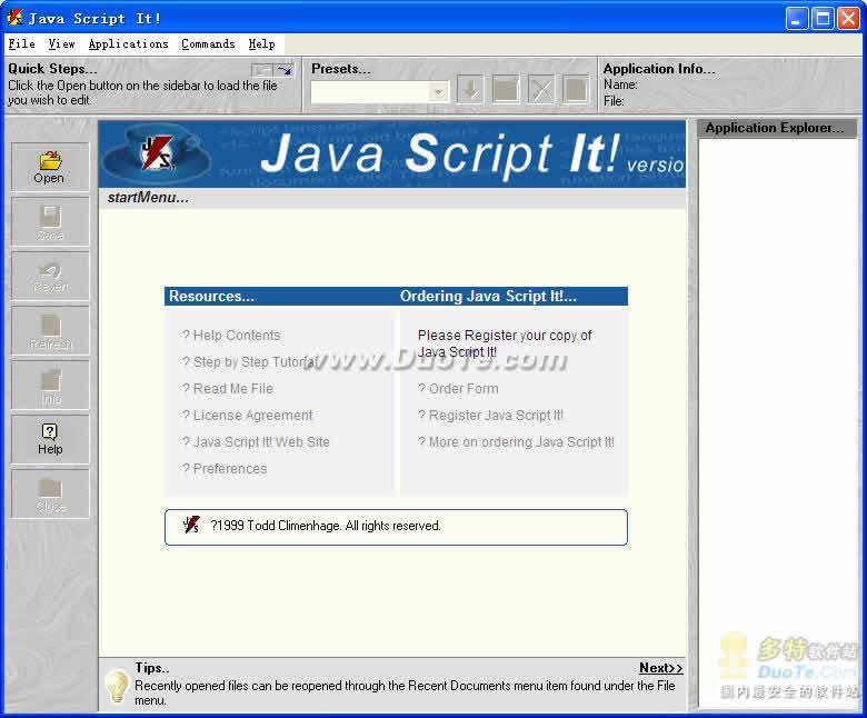 Java Script It下载