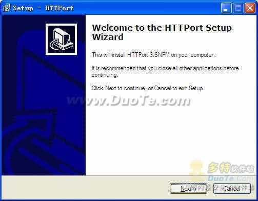 HTTPort下载