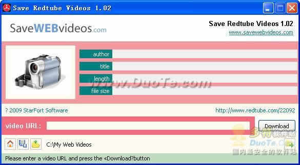 Save Redtube Videos下载