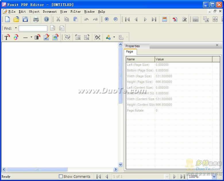 Foxit PDF Editor下载