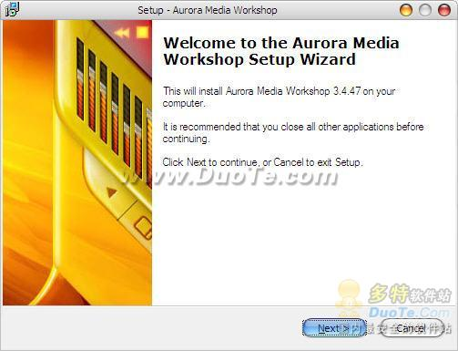 Aurora Media Workshop下载