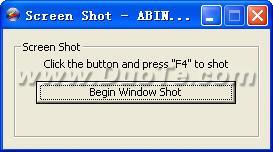 窗口截图软件下载