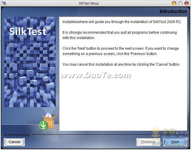 SilkTest(软件功能测试工具套件)下载