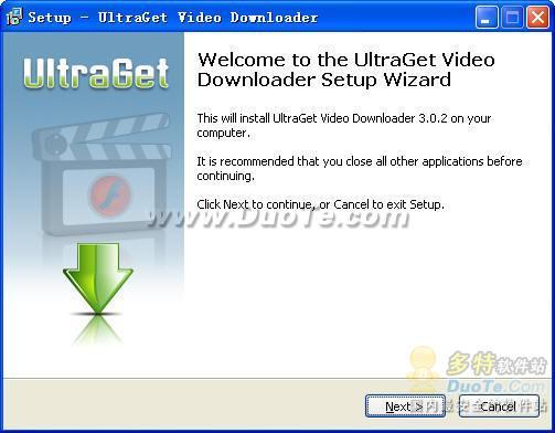 UltraGet Video Downloader下载