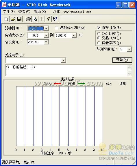 ATTO Disk Benchmark下载