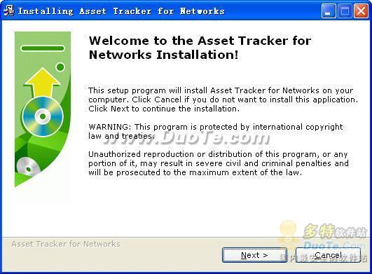 Asset Tracker For Networks下载