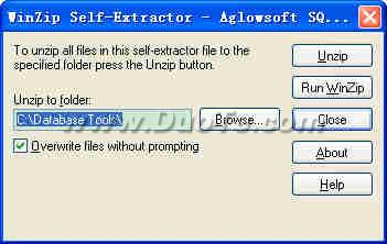 Aglowsoft SQL Query Tools下载