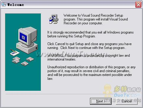 Visual Sound Recorder下载