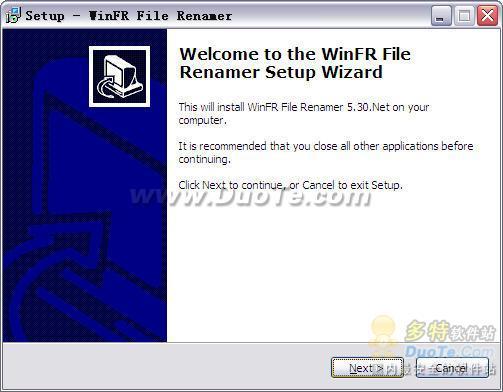 WinFR下载