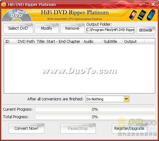 HiFi DVD Ripper下载