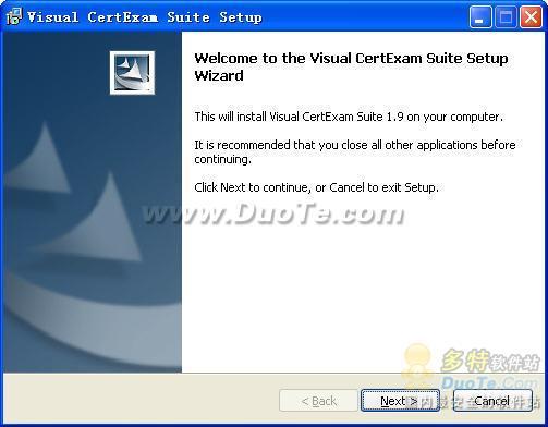 Visual CertExam Suite下载