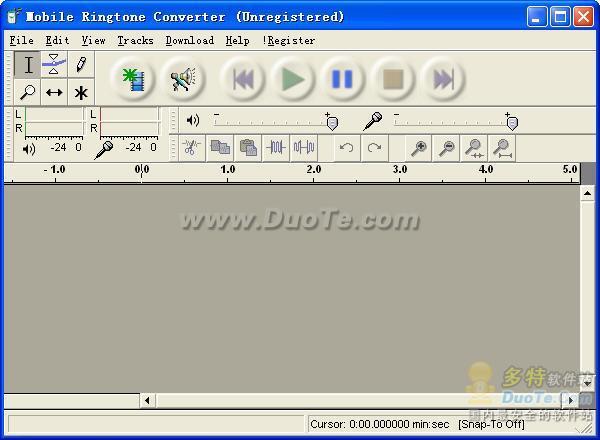 Mobile Ringtone Converter下载