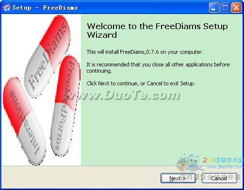 FreeDiams下载