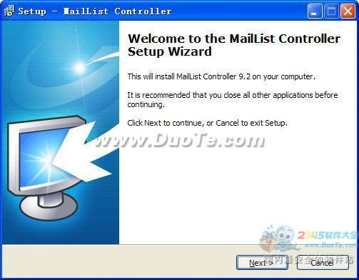 MailList Controller下载
